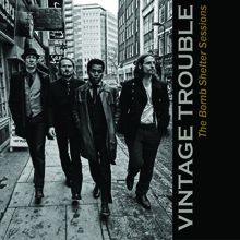 THE BOMB SHELTER SESSIONS/VINTAGE TROUBLE