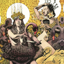 YELLOW AND GREEN/BARONESS