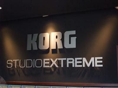 名古屋のKORG STUDIO EXTREMEがリニューアル・オープン!