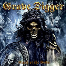 CLASH OF THE GOD/GRAVE DIGGER