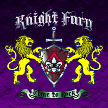 TIME TO ROCK/KNIGHT FURY