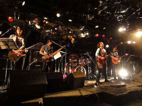 ライヴ・レポート:Triple Guitars Night 2 Days
