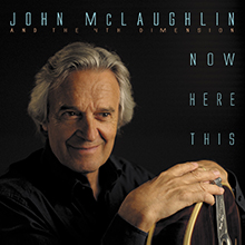 NOW HERE THIS/JOHN MCLAUGHLIN AND THE 4TH DIMENSION