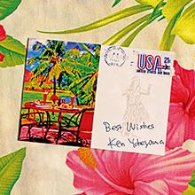 Best Wishes/Ken Yokoyama