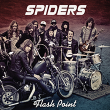 FLASH POINT/SPIDERS
