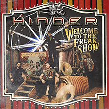 WELCOME TO THE FREAK SHOW/HINDER