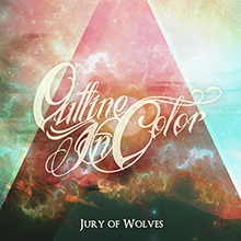 JURY OF WOLVES/OUTLINE IN COLOR