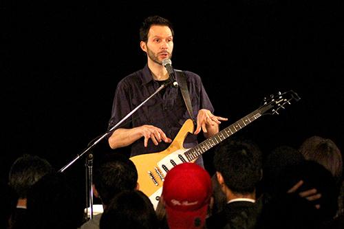 レポート:島村楽器創業50周年企画 ポール・ギルバート ギター・クリニック・ツアー