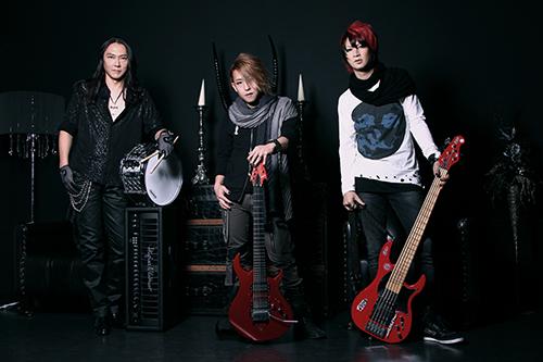 "Cube-Rayセカンド・アルバム""the Shadow of Eruption""発売&記念""Re-Birth""ツアー決定!"