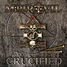 CRUCIFIED/M:PIRE OF EVIL