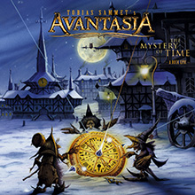 THE MYSTERY OF TIME/TOBIAS SAMMET'S AVANTASIA