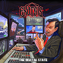 THE BRUTAL STATE/EXARSIS