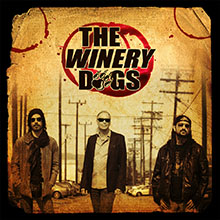 THE WINERY DOGS/THE WINERY DOGS