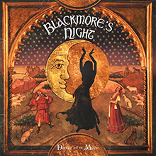 DANCER AND THE MOON/BLACKMORE'S NIGHT