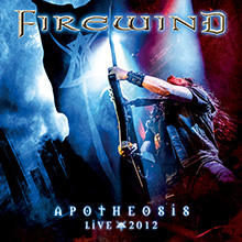 APOTHEOSIS – LIVE 2012/FIREWIND