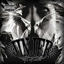 INHALE, DON'T BREATH/JINJER