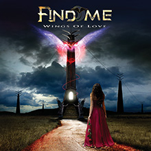 WINGS OF LOVE/FIND ME