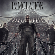 KINGDOM OF CONSPIRACY/IMMOLATION