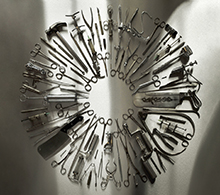 SURGICAL STEEL/CARCASS