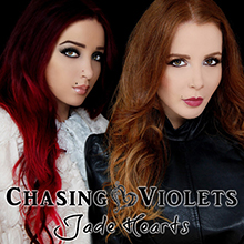 JADE HEARTS/CHASING VIOLETS