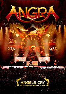 ANGELS CRY – 20TH ANNIVERSARY TOUR/ANGRA