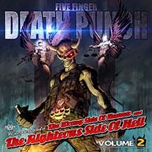 THE WRONG SIDE OF HEAVEN 2/FIVE FINGER DEATH PUNCH