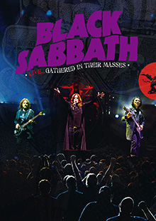 LIVE…GATHERED IN THEIR MASSES/BLACK SABBATH