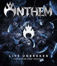 LIVE UNBROKEN/ANTHEM