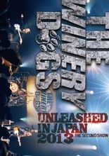 UNLEASHED IN JAPAN 2013: THE SECOND SHOW/THE WINERY DOGS