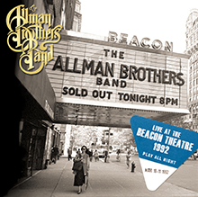 PLAY ALL NIGHT : LIVE AT THE BEACON THEATRE 1992/THE ALLMAN BROTHERS BAND
