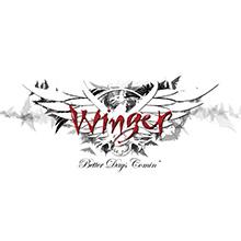 BETTER DAYS COMIN'/WINGER