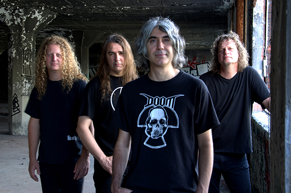 THRASH DOMINATION 2014 - VOIVOD ヴォイヴォド