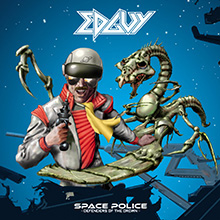 SPACE POLICE – DEFENDERS OF THE CROWN/EDGUY