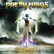 LOUDER THAN EVER/PRETTY MAIDS