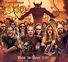 RONNIE JAMES DIO – THIS IS YOUR LIFE/V.A.