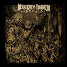 THE KILLING GODS/MISERY INDEX
