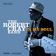 IN MY SOUL/THE ROBERT CRAY BAND