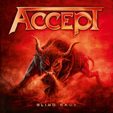 ACCEPT / BLIND RAGE
