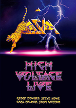 ASIA / HIGH VOLTAGE LIVE