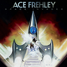 ACE FREHLEY / SPACE INVADER