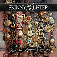 SKINNY LISTER / DOWN ON DEPTFORD BROADWAY