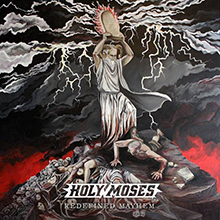 REEDFINED MAYHEM/HOLY MOSES