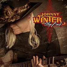 STEP BACK/JOHNNY WINTER