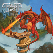 TALES OF ANCIENT PROPHECIES/TWILIGHT FORCE