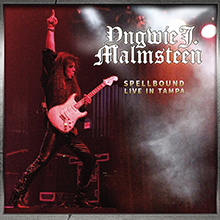 SPELLBOUND LIVE IN TAMPA/YNGWIE J. MALMSTEEN