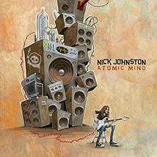 ATOMIC MIND/NICK JOHNSTON
