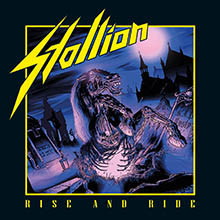 RISE AND RIDE/STALLION