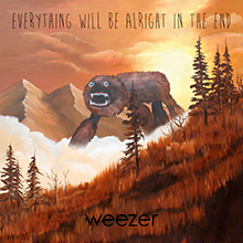 EVERYTHING WILL BE ALRIGHT IN THE END/WEEZER