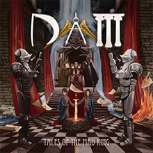 TALES OF THE MAD KING + POSSESSED(EP)/D.A.M