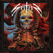 TRAIL OF FIRE – LIVE IN NORTH AMERICA/SATAN